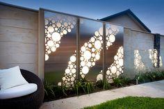 Laser Cut Screens & Light Boxes - modern - artwork - perth - Outside In Outdoor Metal Wall Art, Metal Tree Wall Art, Outdoor Walls, Metal Art, Laser Cut Screens, Laser Cut Panels, Art Mural En Plein Air, Outdoor Screens, Outdoor Decorative Screens