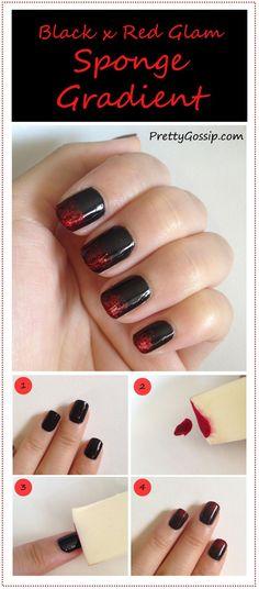 esponja para uñas