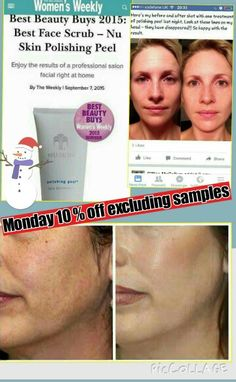 Amazing product we all need to pamper 10% off excluding sample pots   Pm me on Facebook Joanne baker mcgeever xx