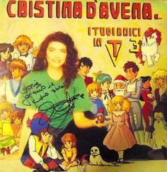 Grazie per la dedica cara Cristina
