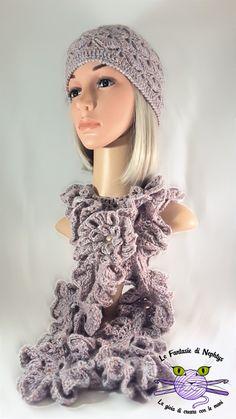 Crochet Woman Ruffle