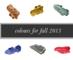 Fall+2013+color+trends
