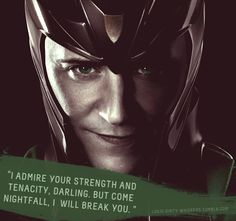"""Submission: """"I admire your strength and tenacity, darling. But come nightfall, I will break you. """""""