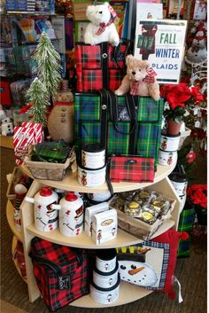 Happy Holidays from Banner's Hallmark in Chantilly, VA! What a beautiful, fun display.