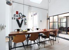 French By Design: House Tour : Karine + Matthieu