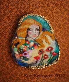 Is this punch needle or felted?