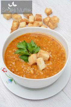 Karabuğdaylı Ezogelin Çorbası