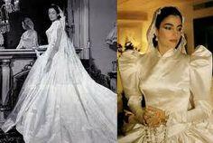 Carmen Mayrink Veiga wedding day