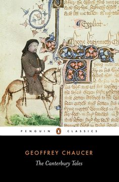 by Geoffrey Chaucer (14th Century) | The 25 Most Challenging Books You Will EverRead http://www.buzzfeed.com/louispeitzman/the-25-most-challenging-books-you-will-ever-read