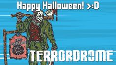Terrordrome - Part 1 | Halloween at the Lake (with Failed Film Student) ...