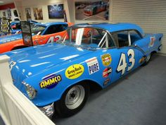#43 Olds. #RichardPetty Richard Petty, King Richard, Real Racing, Nascar Racing, Kyle Petty, Street Outlaws, Classic Race Cars, Old Race Cars, Car Museum