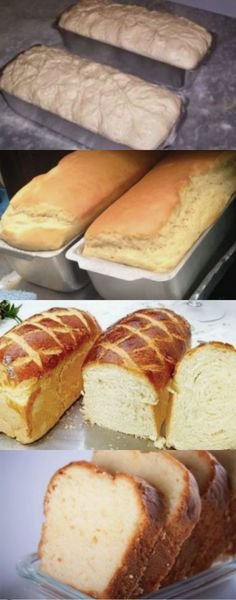 Mini Cakes, Hot Dog Buns, Cooker Recipes, Bread Recipes, Pizza, Good Food, Food And Drink, Eat, Cooking