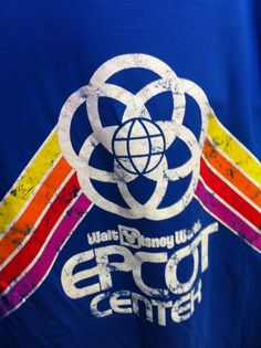 Old school Epcot Center shirt is back in style!