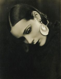 "theloudestvoice: "" Dolores del Río ""The most beautiful woman in Hollywood."" ~Marlene Dietrich """