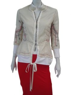 Jennifer Sindon's Jacket @ $458.00