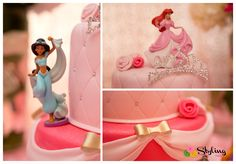 My little girl is obsessed with princesses, specifically the classic Disney princesses. Between her and her sister I think we've covered quite a few princess parties through the years, so when her . Birthday Celebration, Birthday Parties, Birthday Ideas, Disney Princess Birthday Party, Princess Photo, My Little Girl, Pink And Gold, Disney Princesses, Celebrities