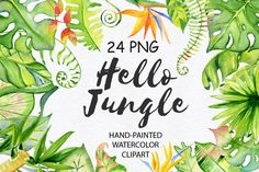 Image result for jungle clipart