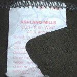 US Army REPRODUCTION wool & acrylic blanket, Ashland Mills | Militaria | WARSTUFF