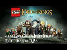 Film Gibi Oyun Lego Lotr#1 Kötü Trakya RP'si