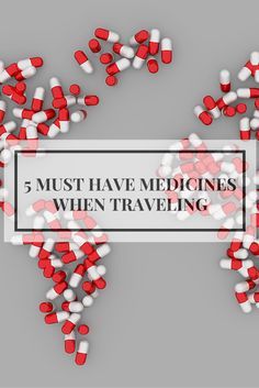 Travelling anywhere soon? Do you have these medicines in your travel health kit? Read my short blog about what meds you should be bringing when travelling.  --> http://johnapgnt.com/5-must-have-medicines-when-travelling/