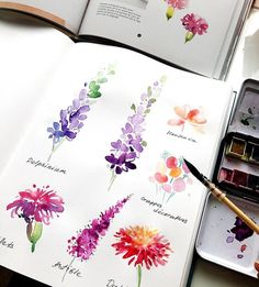 Beginner watercolor artists may be intimidated when they first start watercoloring From saving money on the right supplies to editing mistakes, these 10 watercolor tips for beginners will help even the most newbie artist to feel more confident Typi - # Watercolor Tips, Watercolour Tutorials, Watercolor Artists, Watercolor Techniques, Watercolour Painting, Art Techniques, Painting & Drawing, Watercolors, Floral Watercolor