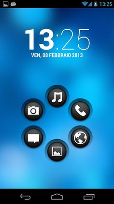 Smart Launcher Pro v1.2.20  Requirements: 2.1 and up  Overview: Smart Launcher is an innovative launcher characterized by a minimalist design, low memory usage and an user-friendly UI that let you start any application with a few taps.