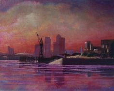 Buy original art via our online art gallery by UK/British Artists. A huge selection of modern art paintings for sale, as well as traditional artwork for sale through Art Discovered Online. Art Paintings For Sale, Modern Art Paintings, Traditional Artwork, Online Art Gallery, Original Art, London, Cityscapes, Hot, Artist