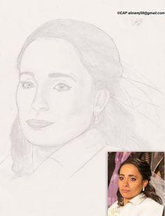 Portretul Monicai