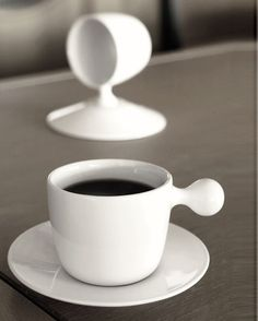 Cupple Coffee Mug & Holder