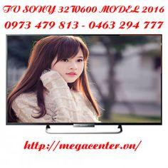 Internet tivi led Sony 32 inch hd 32W600D ra mắt người tiêu dùng Việt