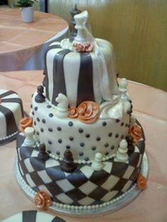mi pastel de boda