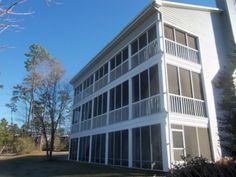 Screened Porches perfect for any weather!; Loxley, AL