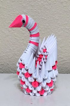 The 10 Best Origami Swan Images On Pinterest
