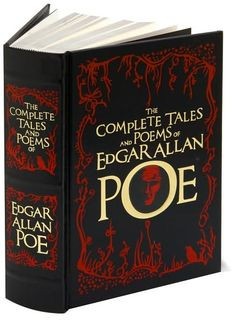Oh Edgar Allan Poe... I remember learning about you.... Your collection looks so interesting now.