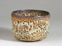Bowl with Crater Glaze Made by Gertrud Otto Natzler | eBay