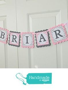 elephant name banner birthday party baby shower banner pink elephant welcome baby