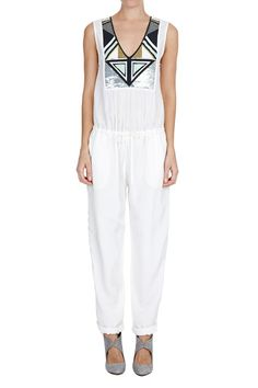 sass & bide | the telegram - french navy | jumpsuits |