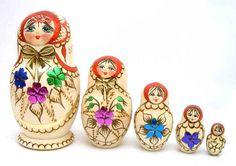 Matryoshka Nesting Doll