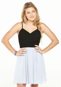 Delias - Riley Short Pleated Dress