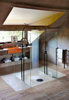 Modern 3/4 Bathroom