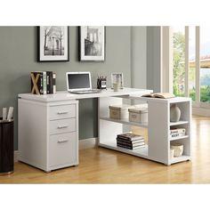 Monarch Hollow Core Left Or Right Facing Corner Desk