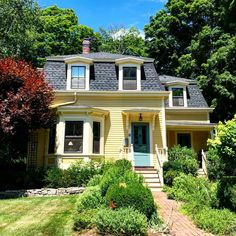 Concord, Massachusetts Concord Massachusetts, Yellow Houses, Second Empire, Empire Style, New England, Two By Two, French, Mansions, History