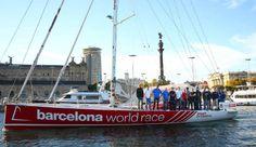 Malos vientos para la Barcelona World Race