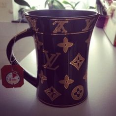 A cup of tea with LV