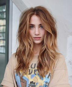7 fall hair color trends you about L.- 7 Fall Hair Color Trends you about L. Hair Color 2018, Cool Hair Color, Hair Colors For Fall, Light Auburn Hair Color, Beautiful Hair Color, 2018 Color, Hair 2018, Fawn Hair Color, Beautiful Women