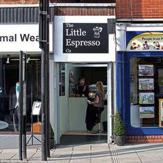 Il più piccolo bar del mondo - Lincoln UK