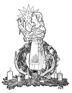 candlemas coloring pages | Religious