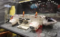 Mattel Eagle 1 Spaceship. My brother had this. Really cool.