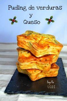 Un entrante delicioso para adornar nuestra mesa en Navidad. Resulta muy vistoso y además económico porque el comer bien no está reñido c...