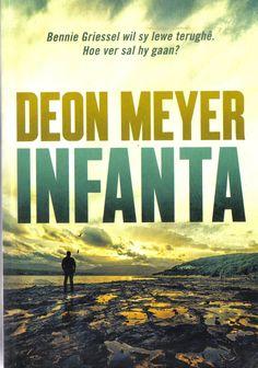 INFANTA by Deon Meyer, SA Afrikaans: Human & Rousseau